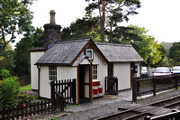 Wonderful little buildings at Tan-Y-Bwlch 2012