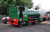 Peckett 0-4-0ST built 1939 No. 1967