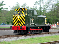 British Railways small shunters